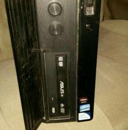 Barabone PC i7 8x3400 8GB 750 gb HD7670 wi-fi, κλπ