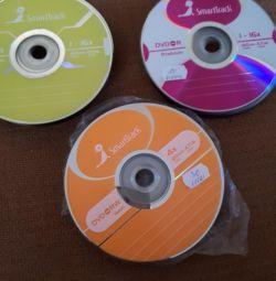 DVD-RW, DVD-R, DVD + R