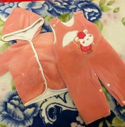 Suit cushy for girls