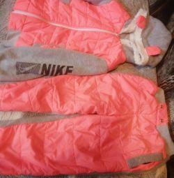 Children's jumpsuit