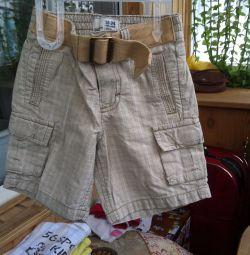 Pantaloni scurți (Indonezia) 18-24 luni