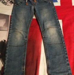 Jeans Yo çocuklar + futurino erkek