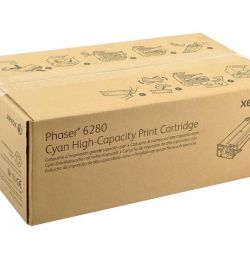106R01400 Toner cartridge Phaser 6280 blue