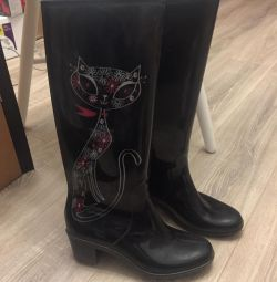 Rubber boots 40 size