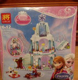 Lego Elsa Castle