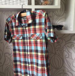 Чоловіча сорочка H & M, в отличном состоянии 🔥
