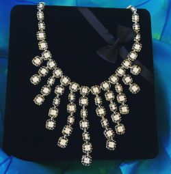 Designer Necklace and Earrings