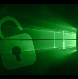 Reset passwords, unlock windows