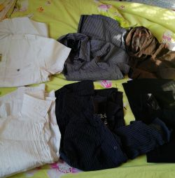 Shirts Shirts 44,46,48 for 100 rubles