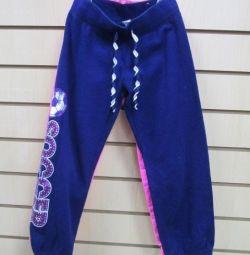 Pantaloni NEW FUSTICE tricotate