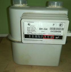 Μετρητής αερίου