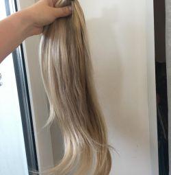 Capsule hair