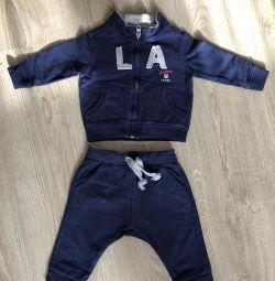 Κοστούμια για το αγόρι Ζάρα 68 εκ
