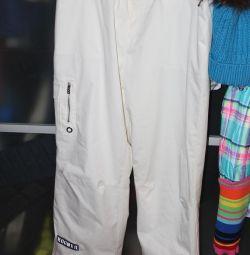 pantaloni noi de iarnă