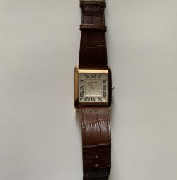 Годинники Cartier