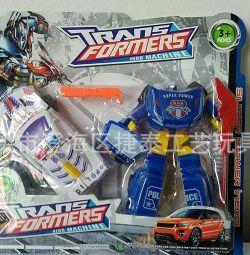 Transformers robots cars