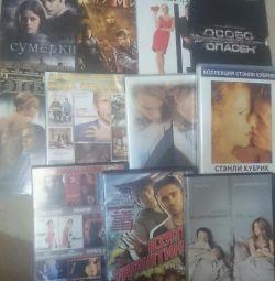 Диски з фільмами