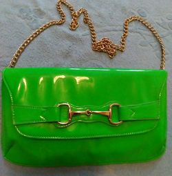 Τσάντα-Klatch θηλυκό.