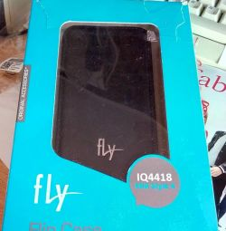 Fly IQ4418 ERA Style 4 için Kapak