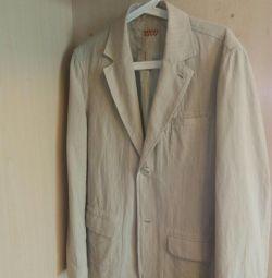 Yazlık koton ceket