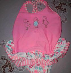 Swimsuit for girls.