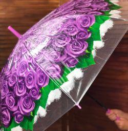 Umbrella cane new