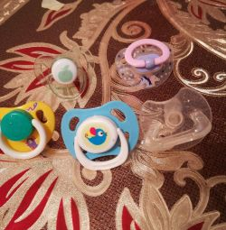 Dummy pacifiers