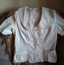 Καλοκαιρινό σακάκι 48 μέγεθος