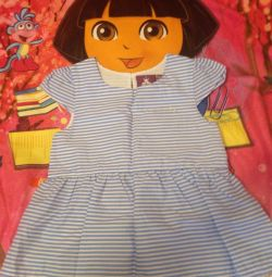 New dress for 3-4 years.