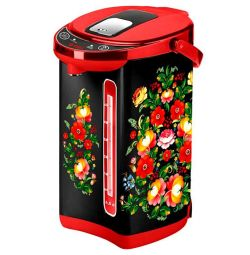 Thermos kettle ✦ delta DL-3034 4,5 l, 1000 W