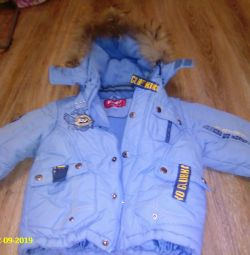 комплект(куртка и полукомбинезон)
