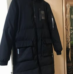 Winter men's coat