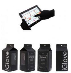 Atingeți mănuși pentru telefoane smartphone iGloves