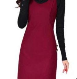 Ζεστό φόρεμα, κοκκινίλα