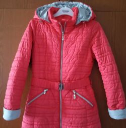 Cloak - Jacket for girls (spring-autumn).