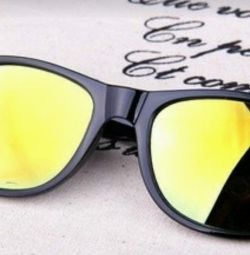 Mirror sunglasses for children