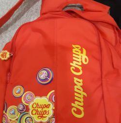 Backpack Chupa-Chups company
