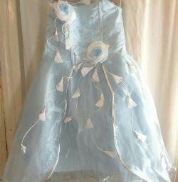 Платье на7-8 лет