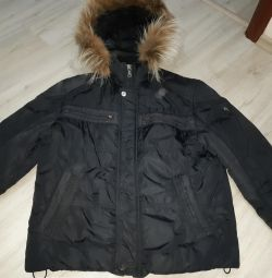 Men's winter jacket MGP Megapolis 50 size