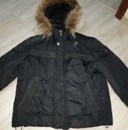 Erkek kışlık ceket MGP Megapolis 50 beden