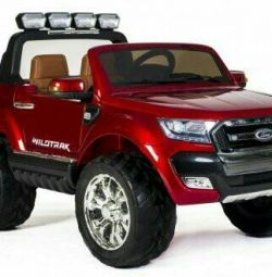 Electric Ford Ranger 2017 NEW 4X4