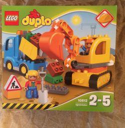 LEGO duplo, 10812, yeni