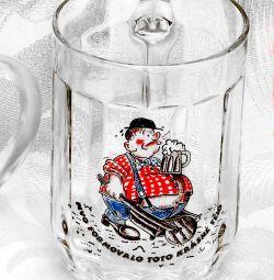 Επιτραπέζια σκεύη Δώρο νέα μπύρα της Τσεχίας