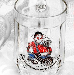 Sofra hediye yeni bira kupa Çek Cumhuriyeti