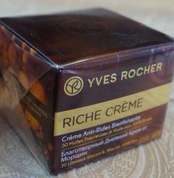 Ευεργετική Κρέμα Ημέρας 50ml Yves Rocher