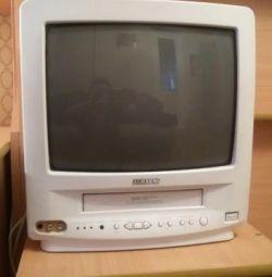 Τηλεόραση Samsung 37 cm + ψηφιακός δέκτης