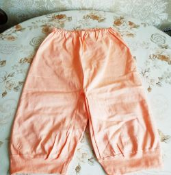 Knickers of the USSR, vintage, 50s.