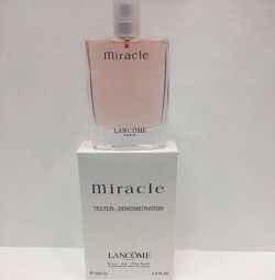 Lancome Miracle tester for women perfume