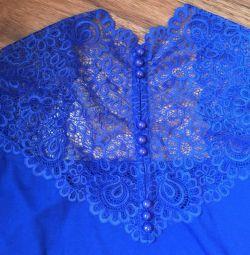Блуза новая трикотаж