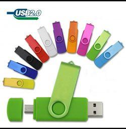 Unitate flash USB 2 in 1 256 GB